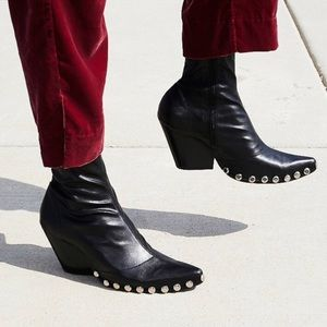 NEW Jeffrey Campbell for Free People Jagger Boots